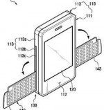 Samsung Patent for Flip Side QWERTY