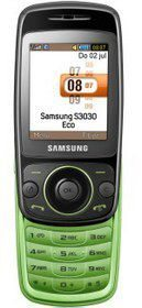 Samsung S3030 Eco on T-Mobile in Netherlands for €89.95