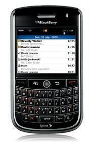 BlackBerry Tour 9630 available to buy on live Sprint site