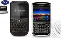 Telus BlackBerry Tour and HTC Snap and Touch Pro2 Release and Pricing