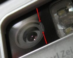 Nokia N97: Camera lens scratching issue discovered