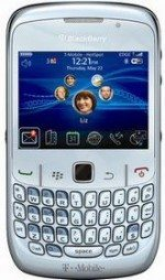 9 BlackBerry Curve 8520 only features
