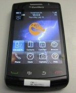 BlackBerry Storm 2 9520 on Vodafone Germany gets pictured