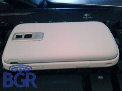 RIM BlackBerry Bold coming in white?