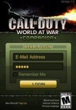 Call of Duty: World as War for the iPhone not a game?