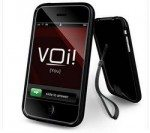 VOi Lorem Hard-Shell Case for iPhone 3GS and 3G with tether