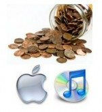 How much does iTunes App Store make Apple?