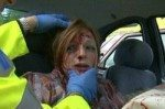 Bloody Graphic video: Warning of Texting whilst driving