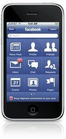 iPhone 3.0: New Facebook release will include new features