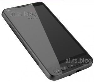 HTC Leo picture looks good, quick specs