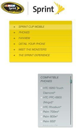 Sprint phone called HTC Rhodium spotted, Touch Pro2 likely