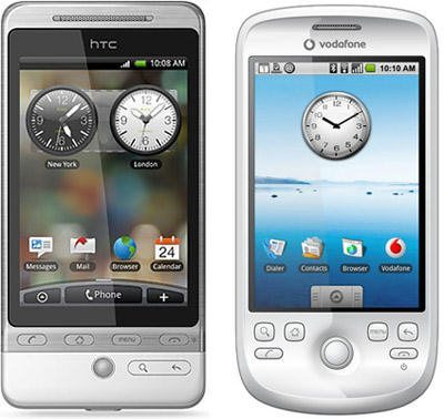 HTC Hero and Magic: Sync Software Update version 2.0.4