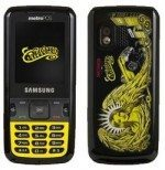Samsung Messager Mister Cartoon Phone for MetroPCS