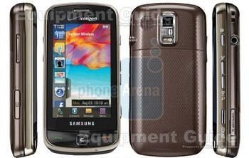 Samsung Rogue U960 for Verizon gets pictured