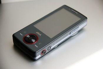 Altek T8680 12 Megapixel Cameraphone announced