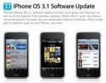 Apple iPhone OS 3.1 software step-by-step walkthrough