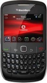 BlackBerry Curve 8520 announced by RIM and Vodafone