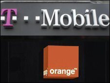 Orange and T-Mobile UK merger could create sales of 9.4bn Euros