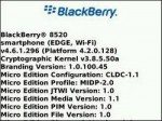 BlackBerry Curve 8520 gets Official 4.6.1.296 OS Release