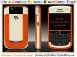 CrackBerry Contest: Win an awesome customized ColorWare BlackBerry Tour