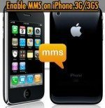 How to enable MMS on iPhone 3G/3GS 3.1