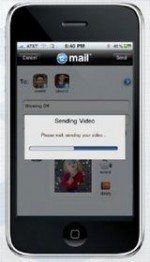 iPhone 3GS Video Messenger App launched by 12seconds