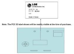 FCC reveal mysterious AWS LTE device from LG