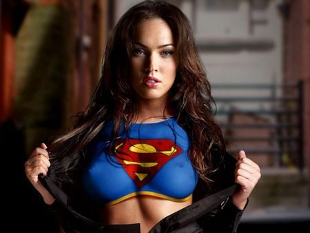 How to get Megan Fox Supergirl wallpaper download