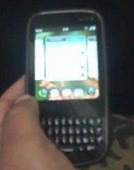 Palm Pixi Video: Facebook app and features