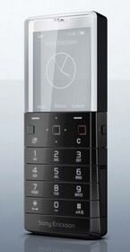 Official Price: Sony Ericsson Pureness SIM free phone for £530