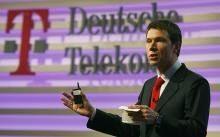 Deutsche Telekom is bidding for Sprint Nextel