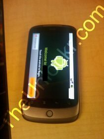 New HTC Dragon Alleged images Spotted