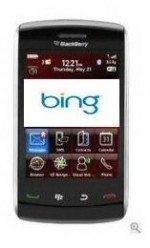 BlackBerry Storm 2 on Verizon to pack Microsoft Bing app