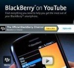 Official BlackBerry YouTube Channel launched by RIM