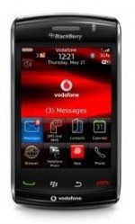 BlackBerry Storm 2 Vodafone launch and deal
