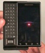 Video: Motorola Droid sporting GSM goods