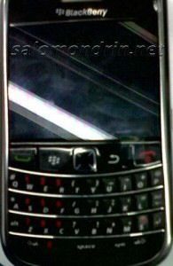 BlackBerry Essex images captured