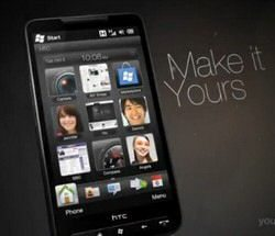 Videos: HTC HD2 Introduction and Hands-on