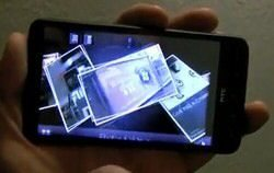 Video: HTC HD2 with IE Mobile Multi-touch