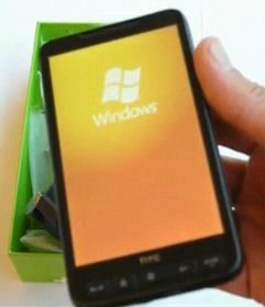 Video: HTC HD2 receives unboxing treatment