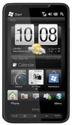 HTC HD2 from O2 Price: £36.25 per month on contract