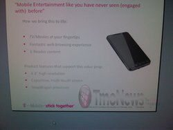 Proof HTC HD2 will go with T-mobile?