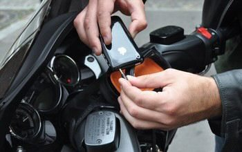 GPS Motorcycle Accessories: iBike Rider for the iPhone