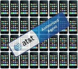 AT&T invites resellers to sell iPhone as of 1st Nov