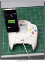 Sega Dreamcast iPhone Dock?
