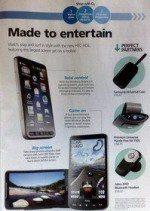 HTC Leo renamed as HTC HD2 on O2