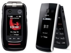 Verizon Barrage out followed by Nokia 2705 Shade