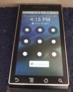 Verizon Android Handset will be the Motorola Droid without MOTOBLUR