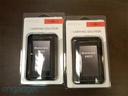 Motorola Droid Accessories: Third-party case aka A855
