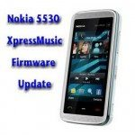 Firmware update v11.0.054 for Nokia 5530 XpressMusic released